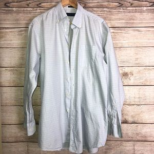 Hathaway Men's Button Down Shirt XL